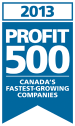 Point Alliance recognized on the PROFIT 500