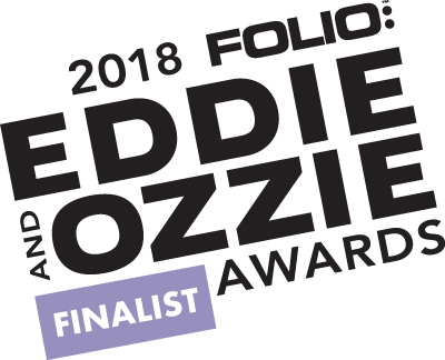 Point Alliance earns coveted finalist spot at the Folio Eddie & Ozzie Awards