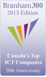 Point Alliance Named to 2013 Branham300 The Next 50 Canadian ICT Companies