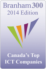 Point Alliance Named to 2014 Branham300 The Next 50 Canadian ICT Companies