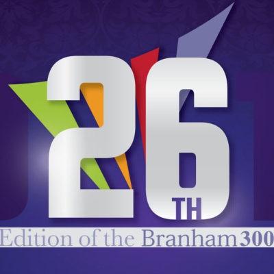 Point Alliance Ranks on 2019 BRANHAM300 List.
